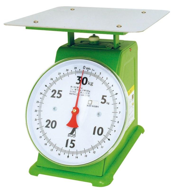 [TKG16-0542] シンワ 上皿自動はかり 7010230kg