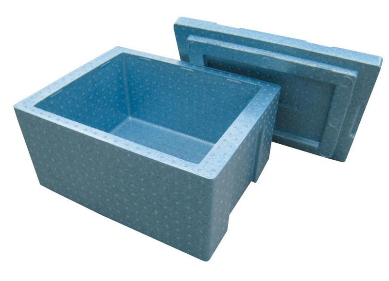 [TKG16-0166] Pボックス容器P-36(3ヶ入) J-24用青
