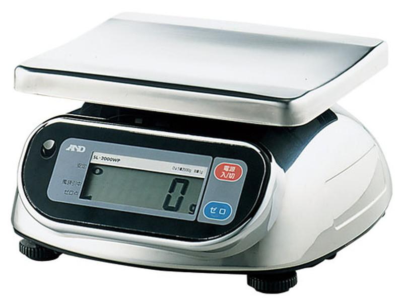 [TKG16-0536] 防水・防塵デジタル秤  1kgSL-1000WP