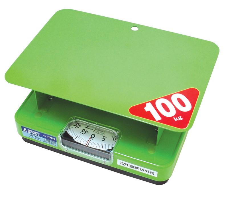 [TKG16-0541] 簡易自動秤 ほうさく  70008100kg
