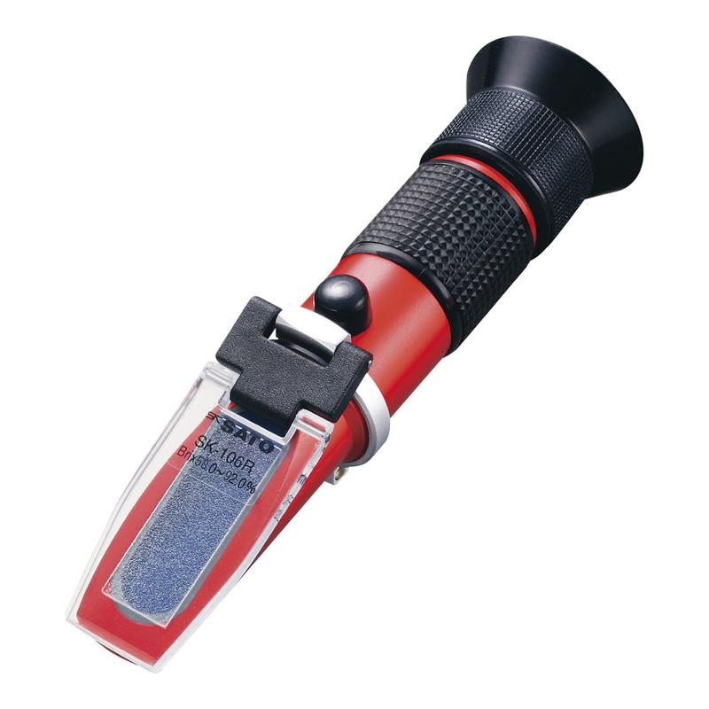 [TKG16-0560] 手持屈折計(自動温度補正付) SK-106R