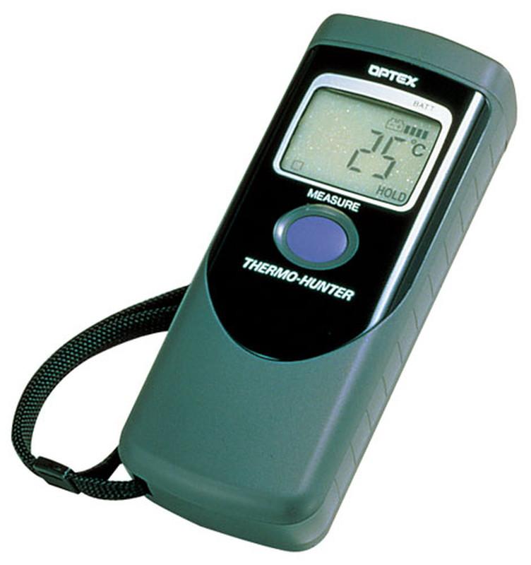 [TKG16-0547] 食品用 非接触温度計 サーモハンター PT-2LD