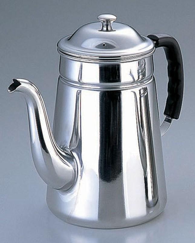 [TKG16-0809] SA18-8プラハンドル コーヒーポット  #16(電磁対応)