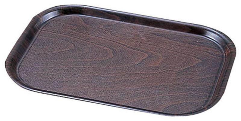 CAMBRO キャンブロ ウッドトレー 長方形 60シリーズ PH556056 7-0802-0505 トレー(トレイ)角型