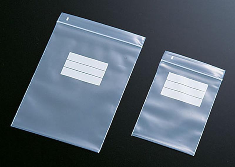 ユニパック《チャック付ポリ袋》 MARK-8F(3000枚入) 7-1441-1004 ジッパーバッグ