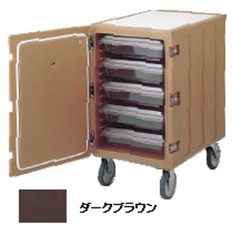CAMBRO カムカートフードボックス用1826LBC ダークブラウン 6-1094-0402 コンテナー(保温・保冷用)