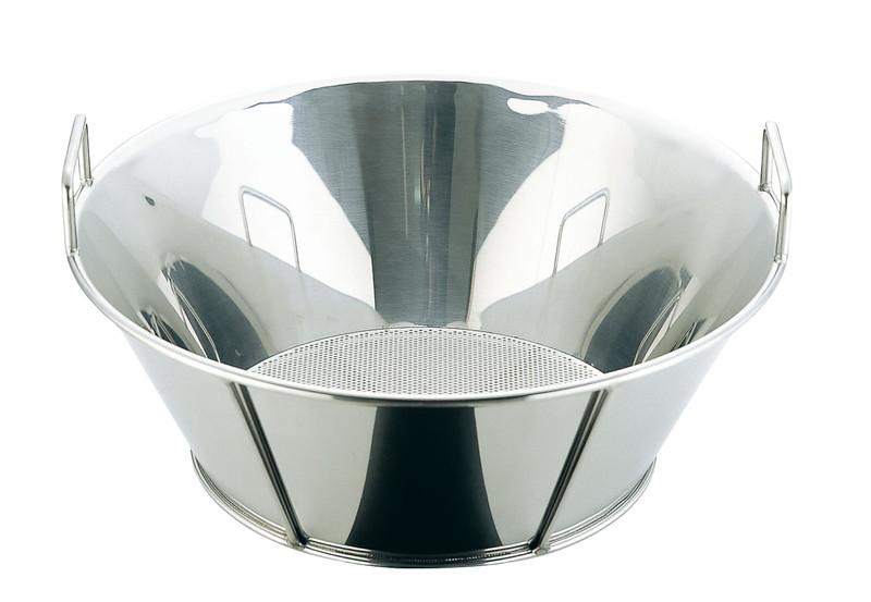 史上最も激安 [TKG16-0257] [TKG16-0257] UK18-8揚げざる/底パンチング 65cm(穴径直径2.2mm), たこ焼割烹たこ昌:b653e68f --- teknoloji.creagroup.com.tr