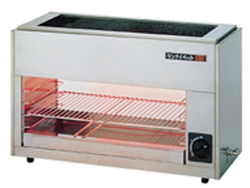[TKG16-0671] ガス赤外線グリラーリンナイペットミニ6号 RGP-62SV12・13A