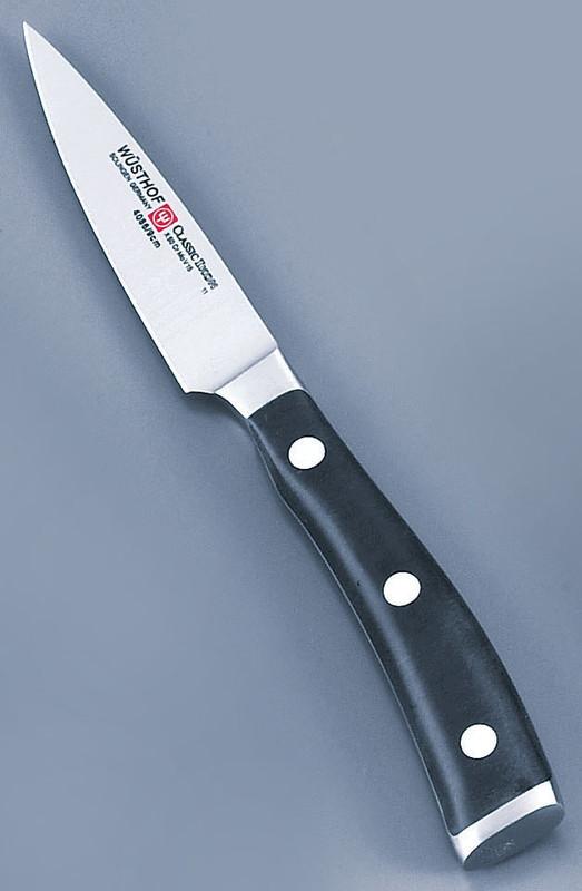 Wusthof クラッシックアイコン パーリングナイフ 4086-9 9cm 7-0303-0301 洋庖丁(ペティ) (TKG17-0303)