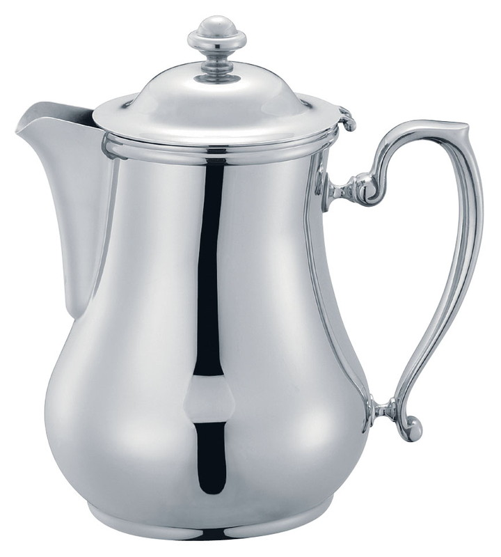[TKG16-1748] SW18-8 ビクトリアコーヒーポット 3人用