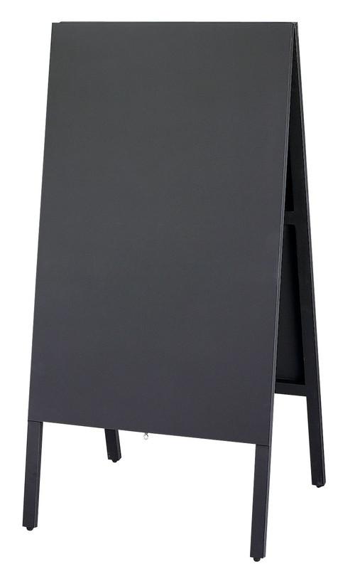 [TKG16-2301] チョーク用 スタンド黒板 ビッグタイプ TBD120-1