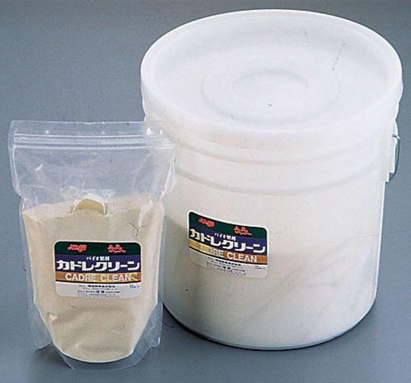 バイオ製剤 カドレクリーン(粉末) 1kg 7-1232-1001 ブラシ(清掃用)