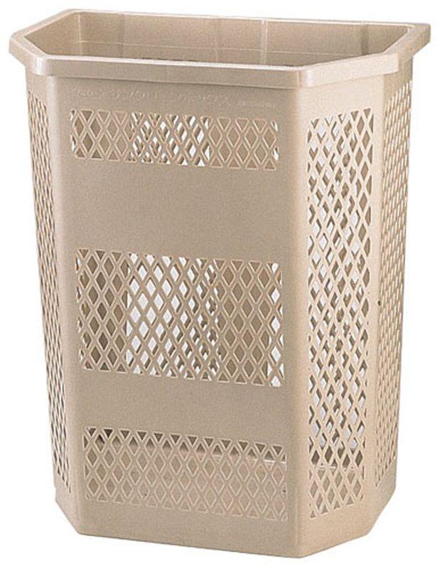 サンクリーンボックス A-1(本体のみ) 6-1258-0101 ゴミ箱(屋外用)