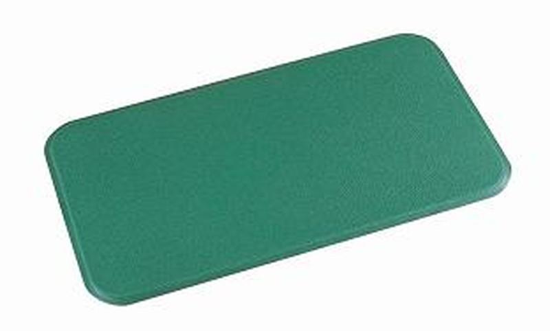 スタンディングマット(疲労防止マット) 1500×500緑 6-1302-0305 マット(厨房用)