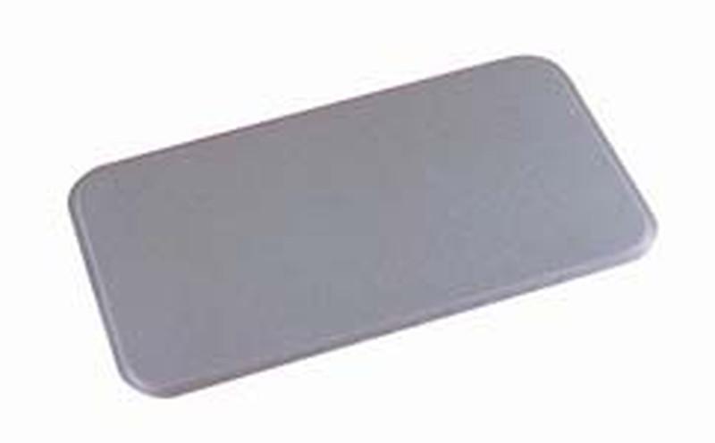 スタンディングマット(疲労防止マット) 1500×500灰 6-1302-0306 マット(厨房用)
