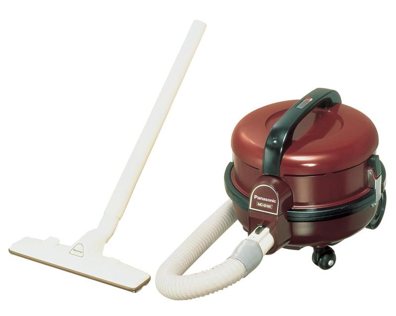 Panasonic パナソニック 店舗用掃除機 MC-G100P 7-1263-0301 掃除機