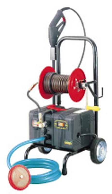 ワップ 高圧洗浄機 厨ピカ君 X-161 60Hz 7-1293-0602 高圧洗浄機