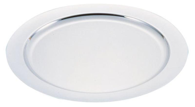 [TKG16-1539] UK18-8プレーンタイプ丸皿 30インチ