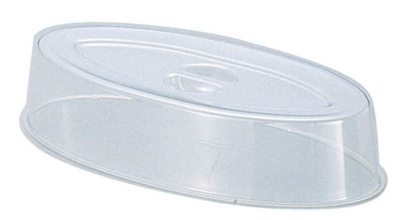 [TKG16-1546] UKポリカーボスタッキング魚皿カバー 22インチ用