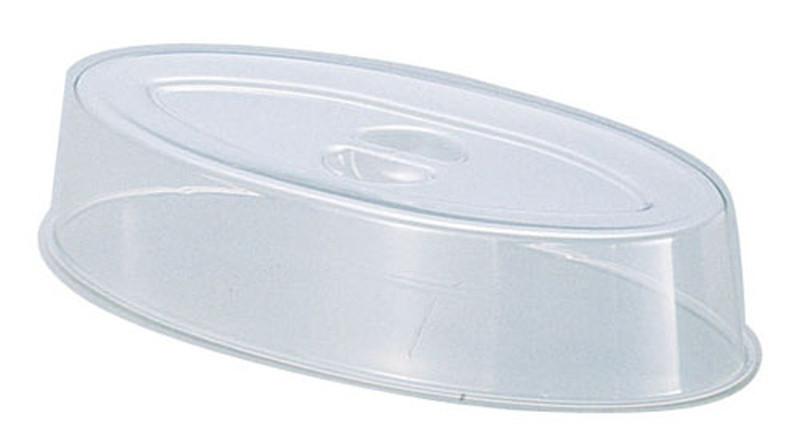 [TKG16-1546] UKポリカーボスタッキング魚皿カバー 24インチ用