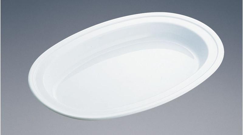 [TKG16-1448] SW小判チェーフィング用陶器 16インチ用