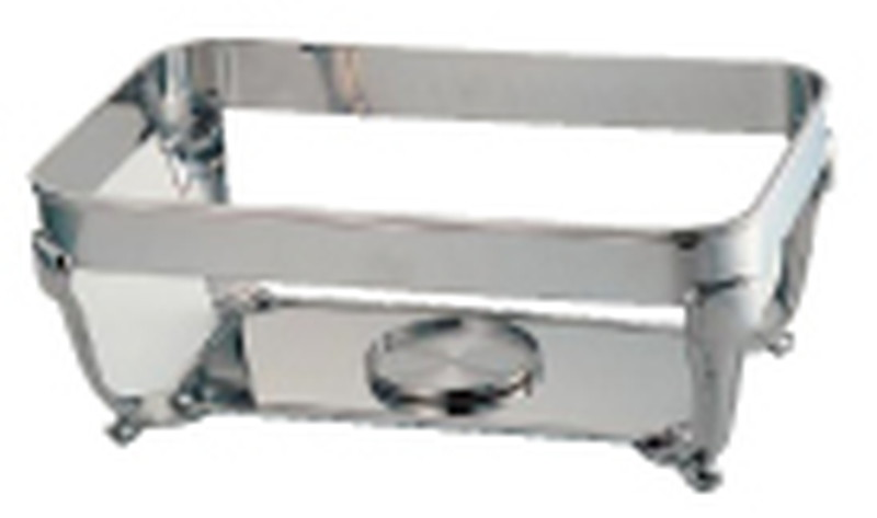 [TKG16-1446] UK18-8バロン角チェーフィング用 スタンド 16インチ