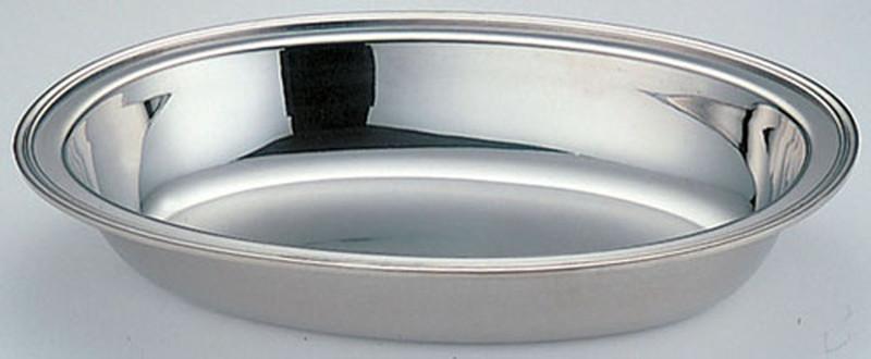 [TKG16-1446] UK18-8バロン小判チェーフィング用 ウォーターパン 24インチ