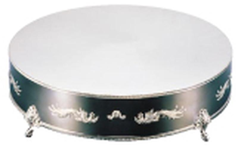 UK18-8 ウェディングケーキ台 90cm 6-1572-2202 ウェディングケーキ