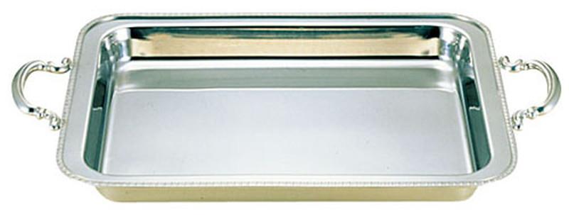 [TKG16-1449] UK18-8ユニット角湯煎用 フードパン 深型 24インチ