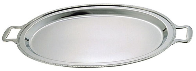 [TKG16-1450] UK18-8ユニット小判湯煎用フードパン 浅型 20インチ