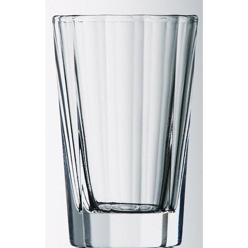 飲食店向け業務用製品は食器プロで 日本製 酒器 日本酒グラス 角8勺 6個入 日本酒 冷酒 業務用 晩酌 早割クーポン ガラス dg-358 上品