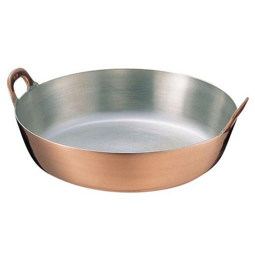 SA銅 揚鍋 45cm 揚鍋