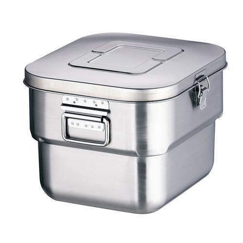 買取り実績  ステン マイルドボックスS 10L SMB-10CMクリップ付 食缶, Z-SPORTS 35c76058