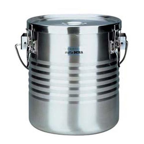THERMOS 18-8 真空断熱容器(シャトルドラム) 手付 JIK-W14 真空食缶