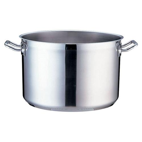 TKG PRO(プロ)半寸胴鍋(蓋無) 30cm 半寸胴鍋