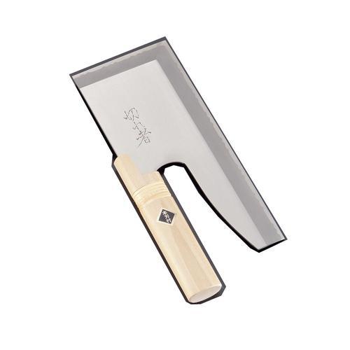 切れ者 ステンレス鋼麺切庖丁 A-104827cm 和庖丁(その他)