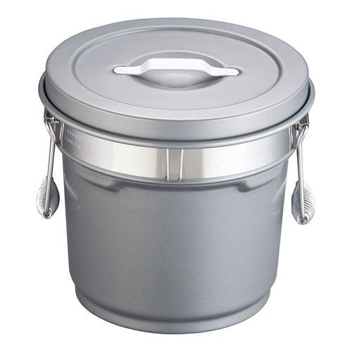 段付二重食缶(内外超硬質ハードコート) 246-H(8l) 食缶
