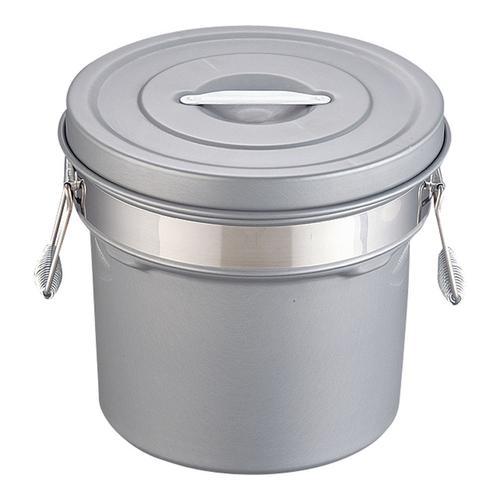段付二重食缶(内外超硬質ハードコート) 249-H(14l) 食缶