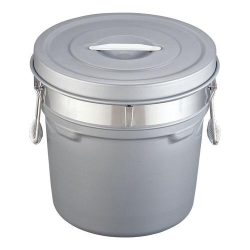 段付二重食缶(内外超硬質ハードコート) 250-H(16l) 食缶