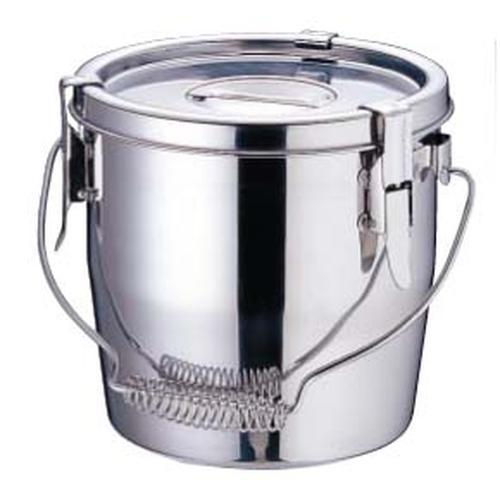 SAモリブデン フック脱着式汁食缶 21cm 汁食缶