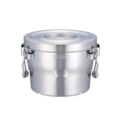 THERMOS 18-8 高性能保温食缶(シャトルドラム) GBBー10C 真空食缶