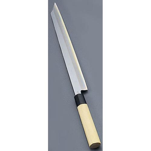 堺實光 匠練銀三 刺身 切付(片刃) 21cm10710 和庖丁(刺身)