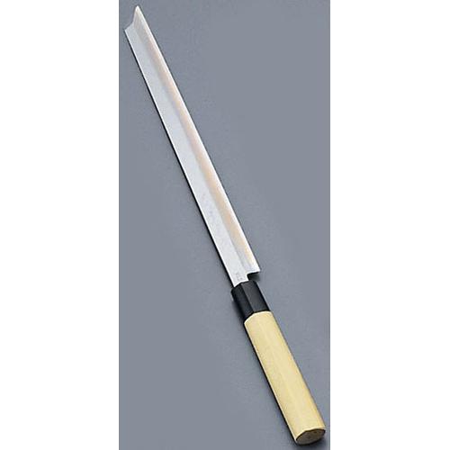 堺實光 匠練銀三 蛸引 切付(片刃) 27cm10718 和庖丁(刺身)