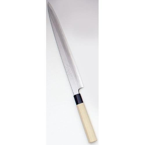 堺實光 特製霞 刺身(片刃) 27cm34403 和庖丁(刺身)