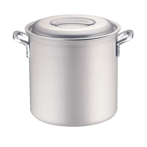 TKG IHアルミ 寸胴鍋(目盛付) 24cm 寸胴鍋