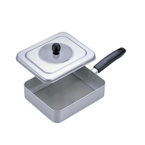 SA手煎り焙煎器(煎り網) 角型 焙煎機