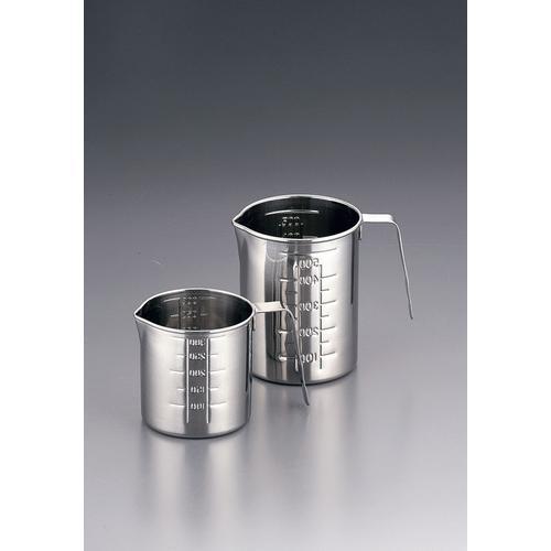 飲食店向け業務用調理器具は食器プロで 業務用 18-8 ネスト メジャーカップ 500cc 調味料入 ロート 売却 水マス 上等 調理小物 泡立