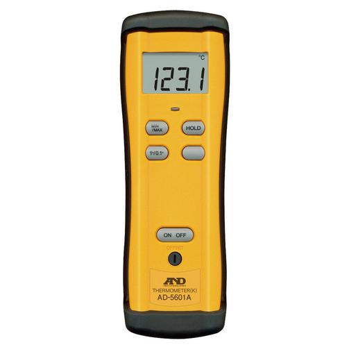 熱電対温度計(Kタイプ) AD-5601A 温度計