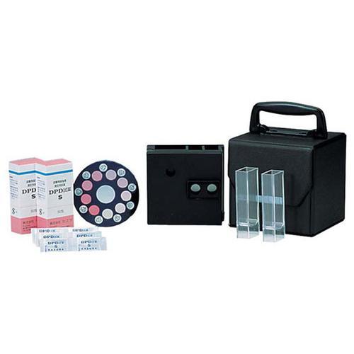 DPD法残留塩素測定器エンパテスター SWA(pH測定器なし) 残留塩素計