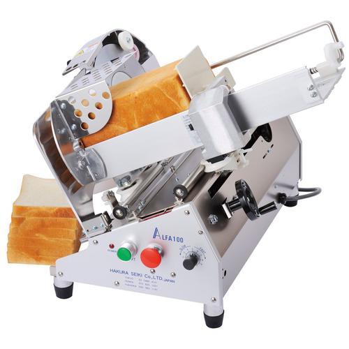 自動式パンスライサーアルファ100 スライサー(パン用)